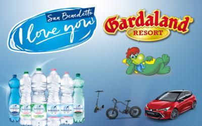 Il segreto di Gardaland in una cassa d'acqua…