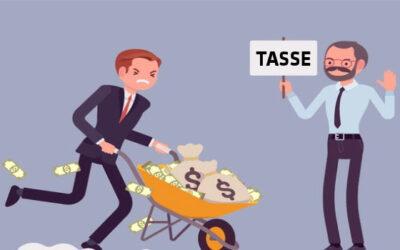 Le tasse non sono IL problema