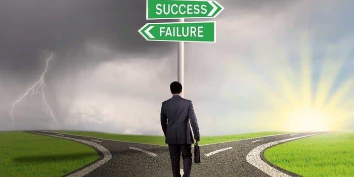 La paura di fallire