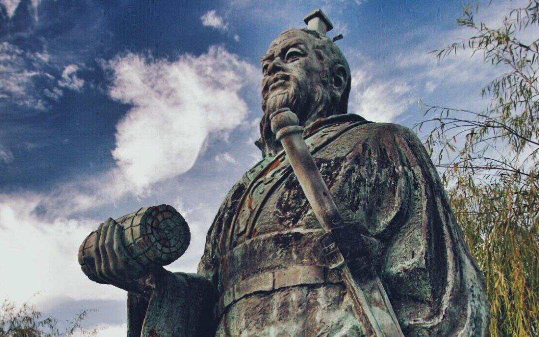 Un GUERRIERO cinese vissuto 2500 anni fa svela come la STRATEGIA ti farà SBARAGLIARE la concorrenza OGGI