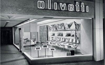 Un'ECCELLENZA tutta italiana che ha prosperato nonostante due guerre mondiali e una crisi finanziaria: il CASO OLIVETTI